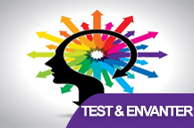 TEST & ENVANTER